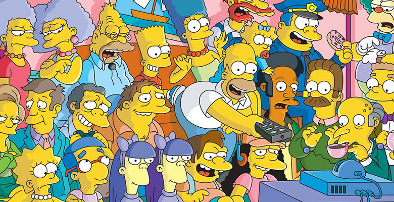 Ep103 – Top 10 Simpsons Characters with Chris Wylde