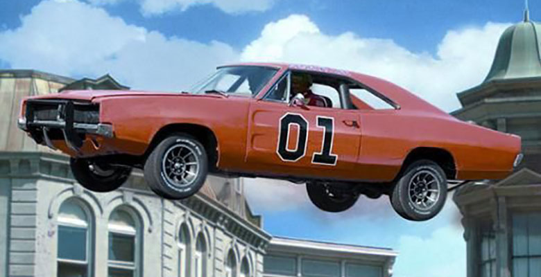 Ep105 – Top 10 Iconic Cars Of TV and Film