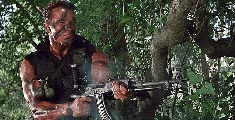 Ep119 – Top 10 80's Action Movies with Arnold Schwarzenegger